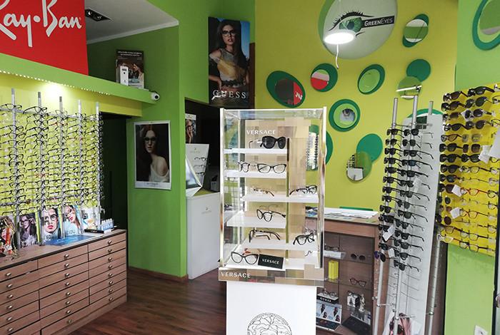 Optika Green Eyes - O NAMA - 1