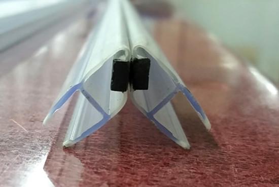 Staklo Kristal - OKOV ZA TUŠ KABINE - 1