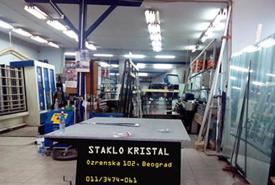 Staklo Kristal - STAKLO KRISTAL - 1