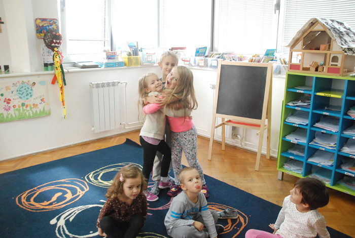 Step by Step - vrtić na engleskom jeziku - MLAĐA I SREDNJA VRTIĆKA GRUPA - 1