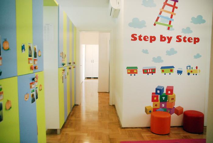 Step by Step - vrtić na engleskom jeziku - PROGRAMI - 1