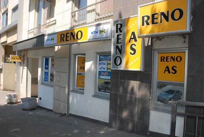 Renault As delovi - RENAULT AS - 1