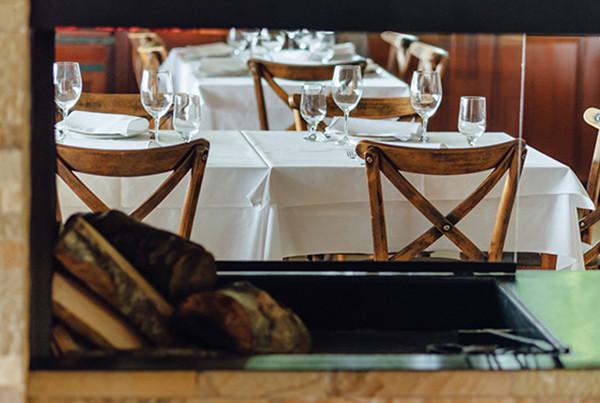 Restoran rubin - KAMIN SALA - 1