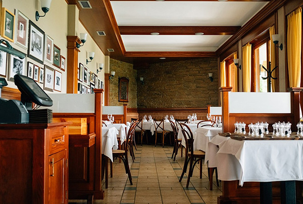 Restoran rubin - STARI SALON - 1