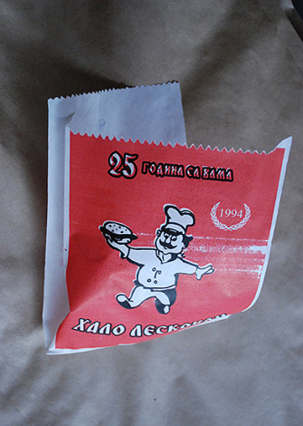 Panpacking doo - KESE ZA PECIVA I HAMBURGERE - 1