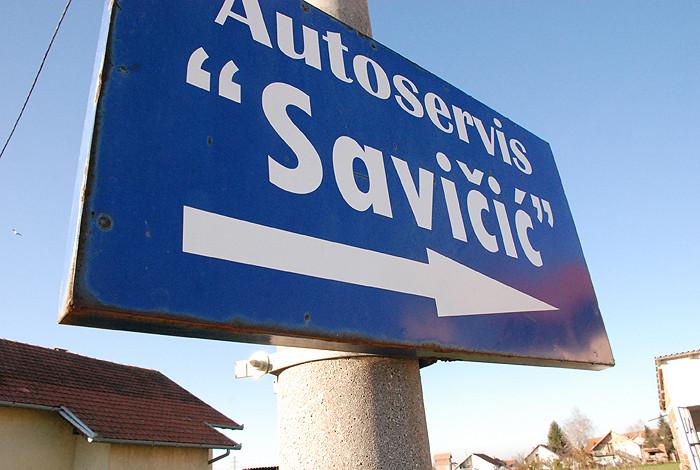 Auto servis Savičić - AUTO SERVIS SAVIČIĆ - 1