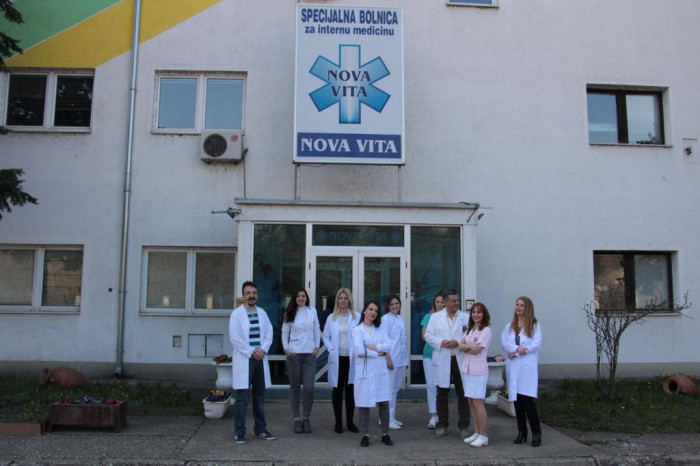 Nova Vita - specijalna bolnica za internu medicinu - BOLNICA - 1