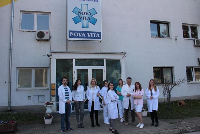 Nova Vita - specijalna bolnica za internu medicinu - O NAMA - 1