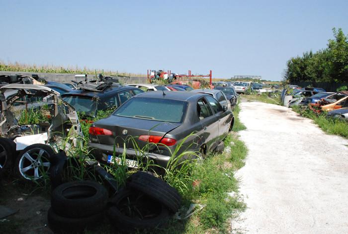 Fiat Auto Otpad Vlada - AUTO OTPAD VLADA - 1