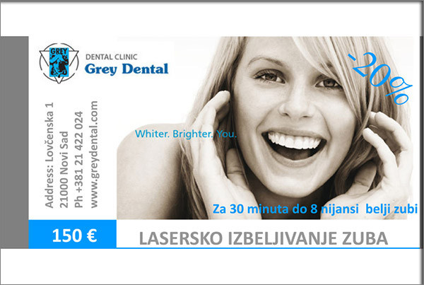 Grey Dental stomatološka ordinacija - LASER - 1