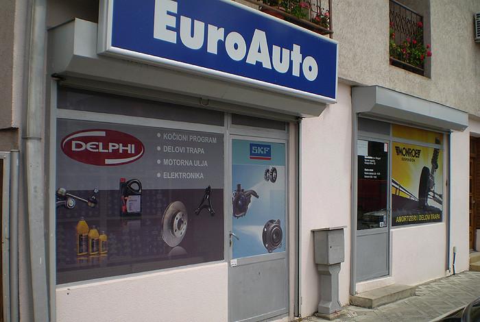 Euroauto - uvoznik i distributer auto delova - DISTRIBUTIVNA MREŽA I GARANCIJA - 1