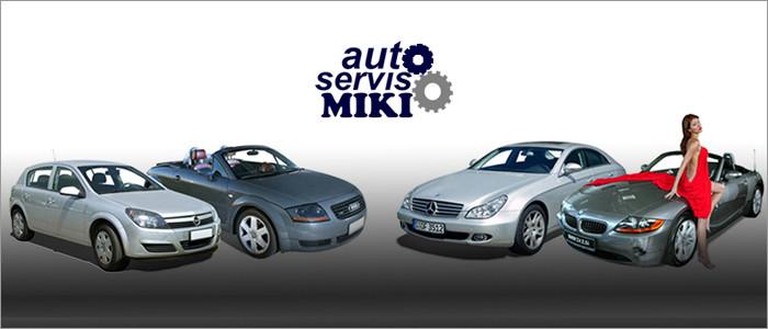 Auto servis Miki - AUTO SERVIS MIKI - 1