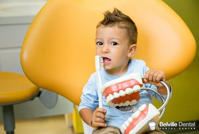 Belville dental centar - DEČIJA STOMATOLOGIJA - 1