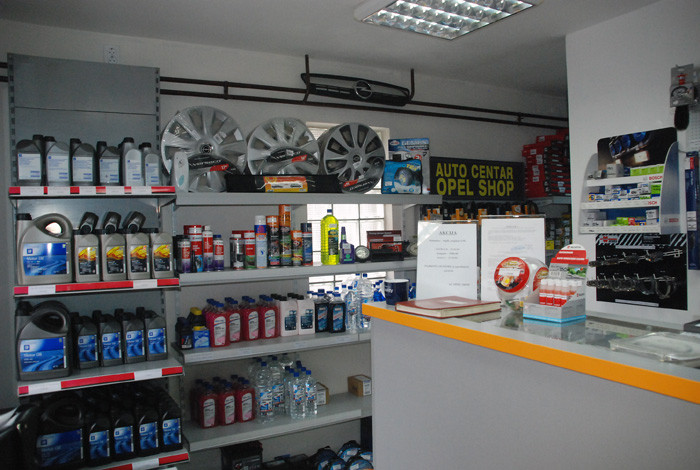 AC Opel Shop - AUTO CENTAR OPEL SHOP - 1