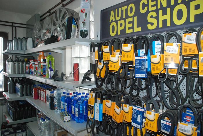 AC Opel Shop - AUTO DELOVI - 1
