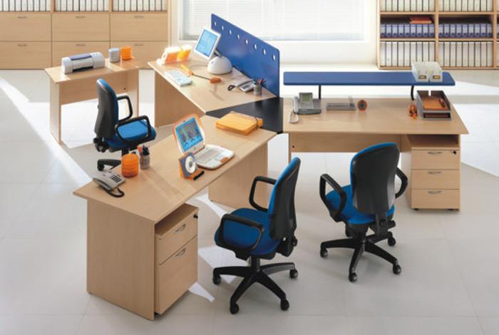 Anaks kancelarijski nameštaj - OPERATIVNI NAMEŠTAJ - 1