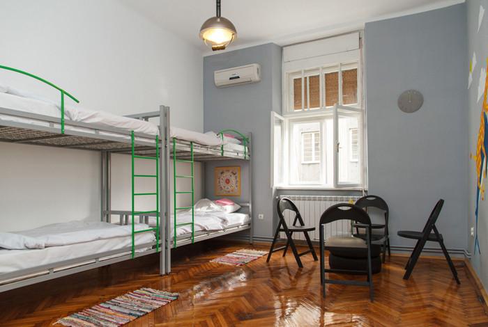 Hostel Yolostel - 4 BED ROOM - 1