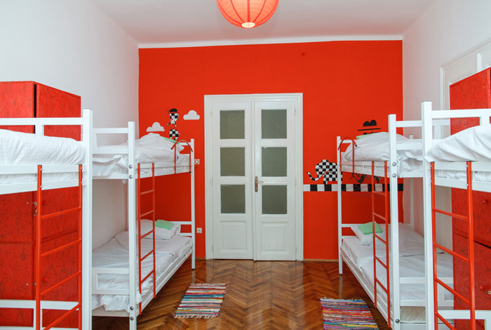 Hostel Yolostel - 8 BED DORM - 1