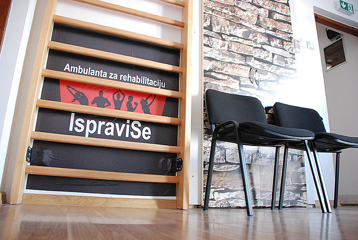 Ambulanta za rehabilitaciju ispravise - ISPRAVISE - 1