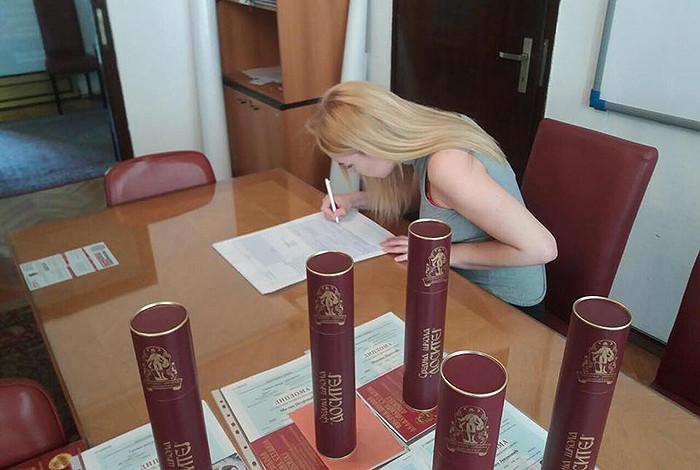 Srednja škola Dositej - REALIZACIJA PLANOVA I PROGRAMA - 1