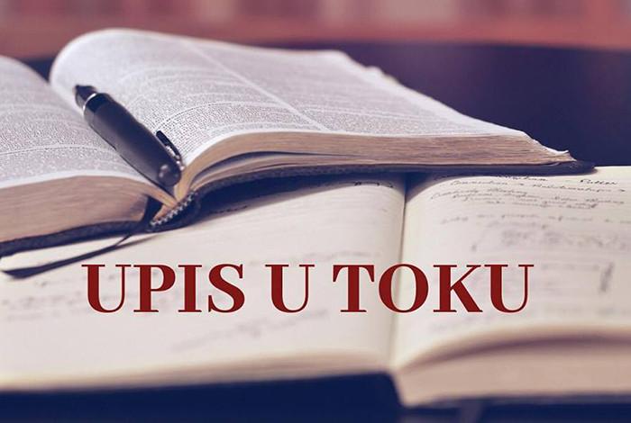 Srednja škola Dositej - UPIS - 1