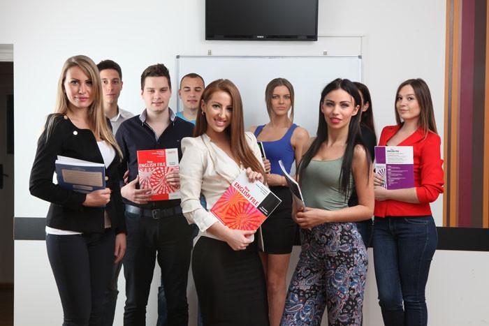 Oxford škola stranih jezika - JEZICI - 1