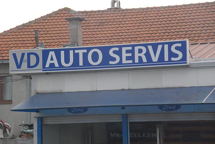 Auto servis v&d - AUTO SERVIS V&D - 1
