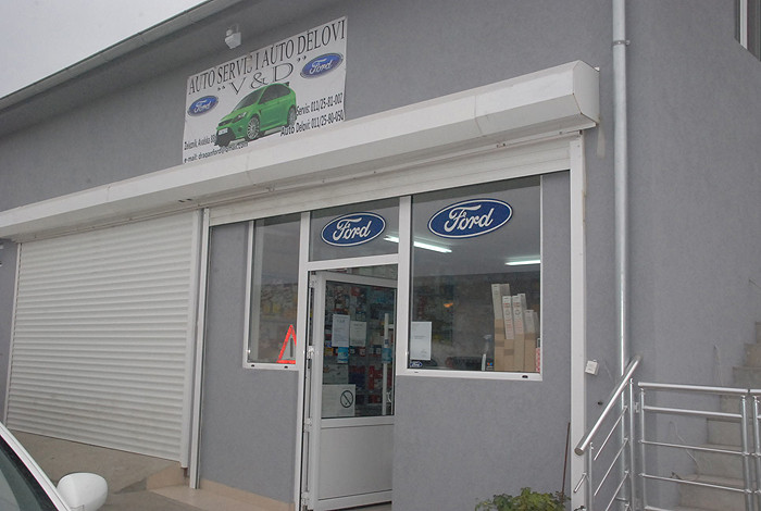 Auto servis v&d - TIM I OPREMA - 1