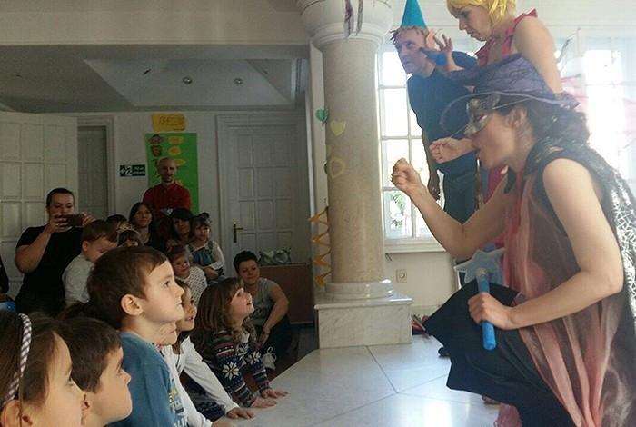 Vrtić Naša Vila - SARADNjA SA RODITELjIMA - 1