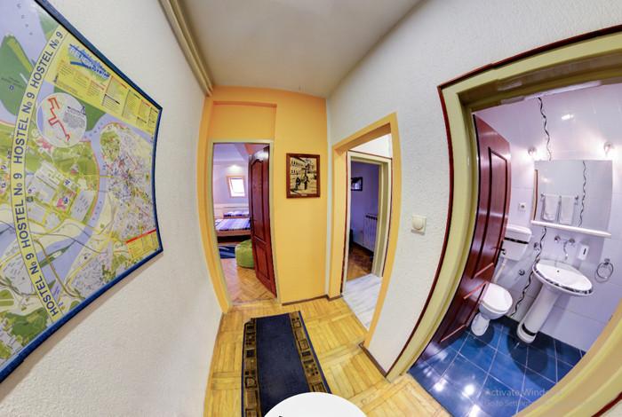 Hostel no9 - OKOLINA - 1