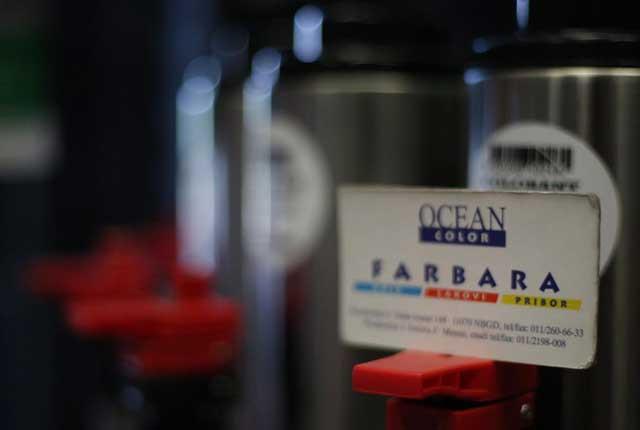 Farbara Ocean Color - UNUTRAŠNJE I SPOLJNE BOJE - 1