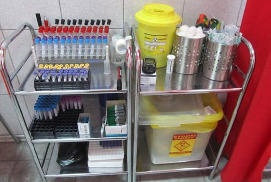 Srbolab - laboratorija za medicinsku biohemiju - ANALIZE - 1
