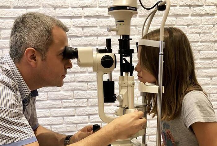 Očna kuća Lensoptic - OFTAMOLOŠKI PREGLED - 1