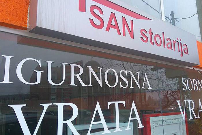 San stolarija - SAN STOLARIJA - 1