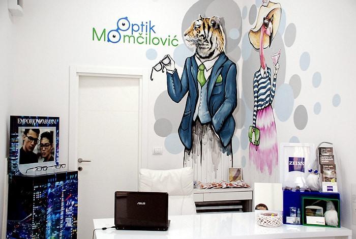 Optik Momčilović - OPTIK MOMČILOVIĆ - ŽARKOVO - 1