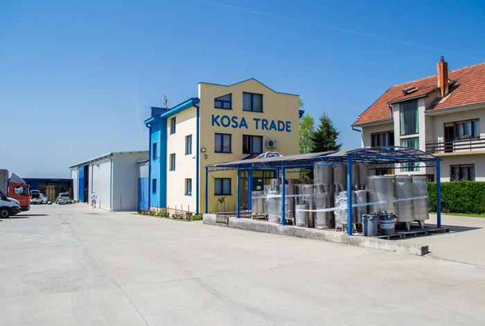 Kosa Trade - OPREMA ZA VINO I RAKIJU - 1