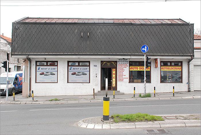 Auto delovi Autoelektrika Đokić - AUTO DELOVI AUTOELEKTRIKA - 1