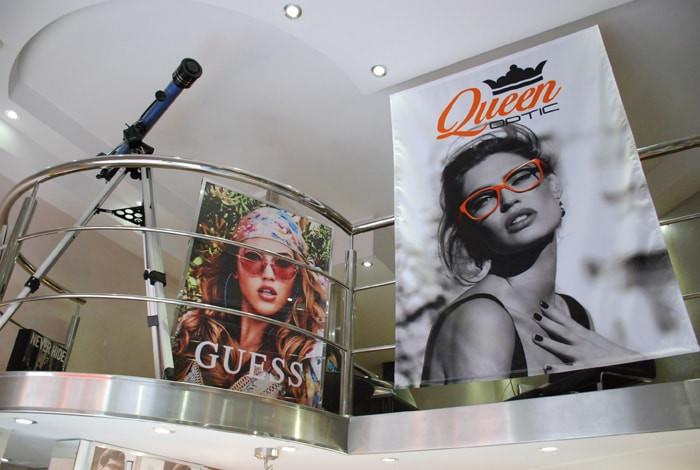 Queen Optic - QUEEN OPTIC - 1