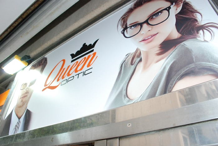 Queen Optic - USLUGE - 1