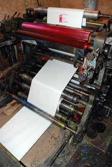 MT - 85 Papirne kese i ambalaža - PAPIRNE KESE I AMBALAŽA MT-85 - 1
