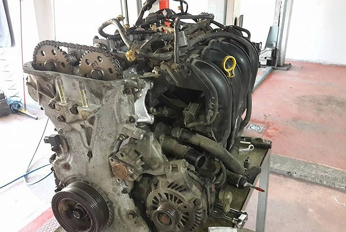 East Auto Servis - GENERALNI REMONT MOTORA - 1