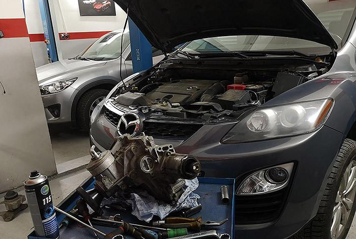 East Auto Servis - O NAMA - 1