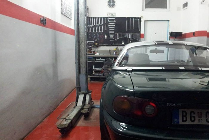 East Auto Servis - REDOVNO SERVISIRANJE - 1