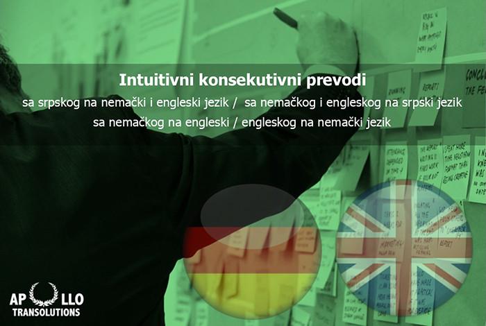 Apollo Transolutions - USMENI KONSEKUTIVNI PREVODI - 1