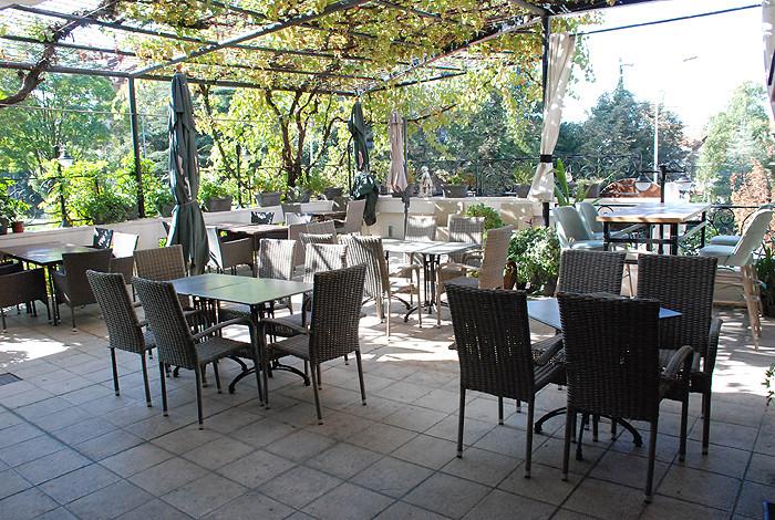 Restoran Era Kuća - Srpska kuća - BAŠTA - 1