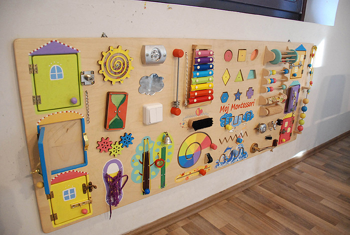Predškolska ustanova Moj Montessori - UZRASNE GRUPE - 1
