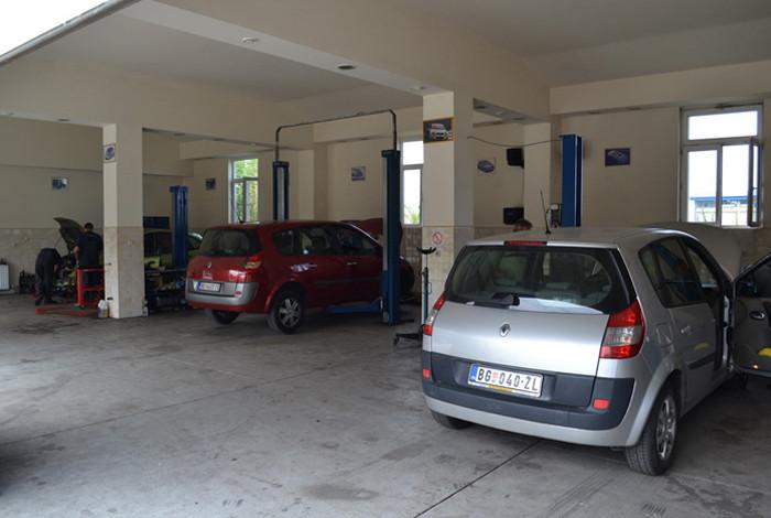 Koprom Renault - KOPROM RENAULT SERVIS - 1