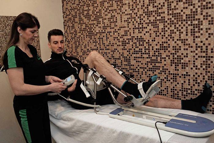 Master Physical Ambulanta za fizikalnu terapiju - ARTROMOT - 1