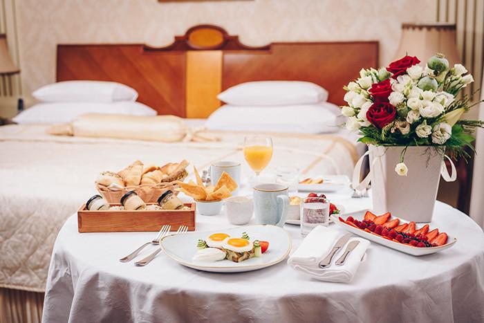 Hotel Moskva Beograd - RESTORAN ČAJKOVSKI I KAFETERIJA - 1