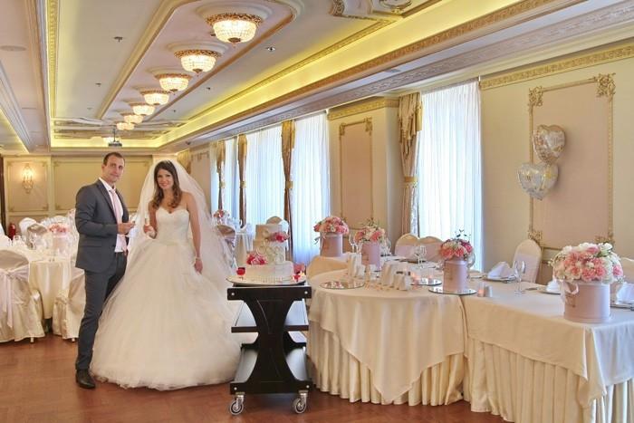 Hotel moskva beograd - SALE ZA VENČANJE - 1